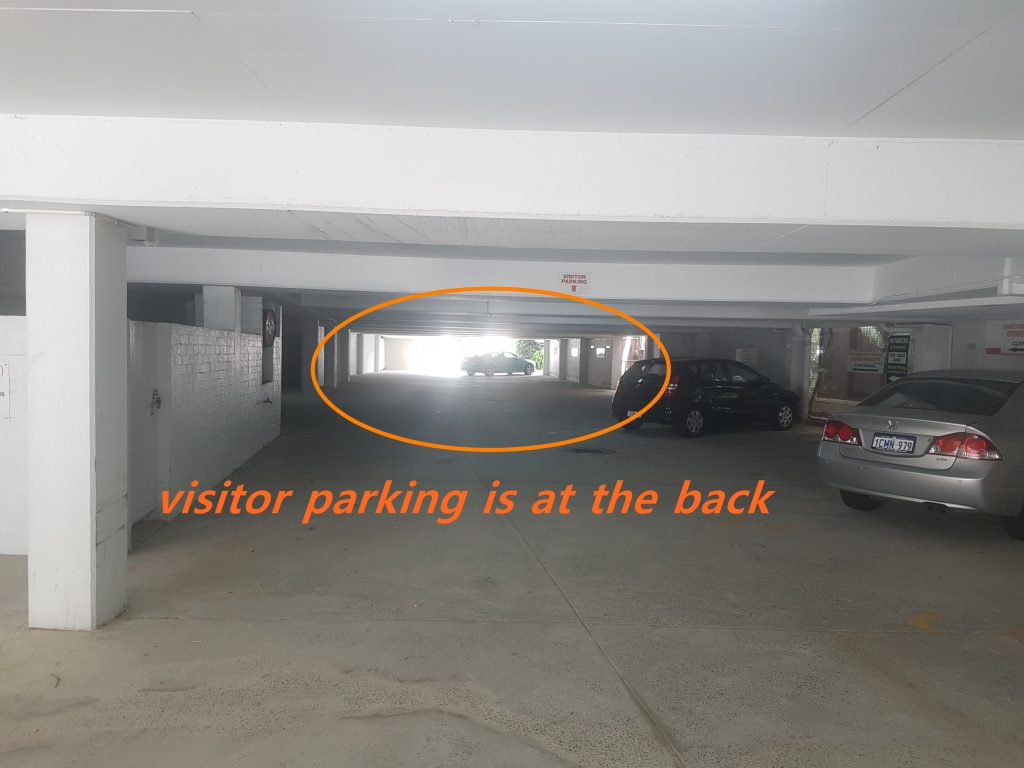 seo agency office - car park 2