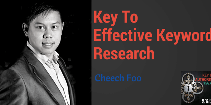 Key to effective keyword research for SEO