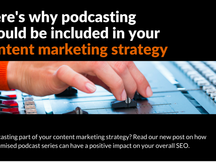 heres why podcasting should be included in your content marketing strategy