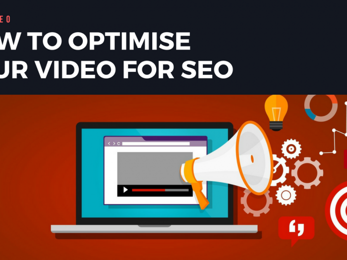 video seo how to optimise your video for seo